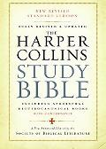 The HarperCollins Study Bible: Fully Revised and Updated