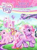 My Little Pony Color & Poster Book