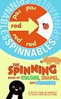 Spinning Book of Colors, Shapes, And Numbers