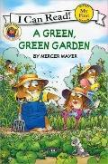 Little Critter: A Green, Green Garden (My First I Can Read)