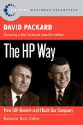 HPWay How Bill Hewlett And I Built Our Company