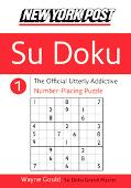 New York Post Su Doku The Official Utterly Addictive Number-Placing Puzzle
