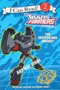 Transformers Animated: the Decepticons Invade!
