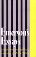 Essays by Ralph Waldo Emerson With Introduction by Irwin Edman First and Second Series Compl...