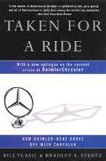Taken for a Ride How Daimler-Benz Drove Off With Chrysler
