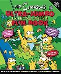 Simpsons Ultra-jumbo Rain-or-shine Fun Book