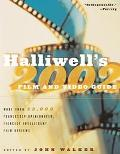 Halliwell's Film & Video Guide 2002
