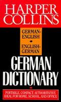 Harper Collins German Dictionary