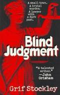 Blind Judgment: A Gideon Page Novel Judgment