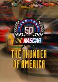 NASCAR at 50 1948-1998: The Thunder of America - NASCAR Staff - Hardcover