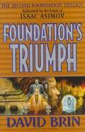 Foundation's Triumph (Second Foundation Series #3) - David Brin - Hardcover