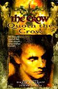 Quoth the Crow - David Bischoff - Paperback