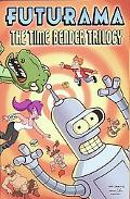 Futurama The Time Bender Trilogy