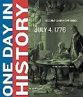 One Day in History: July 4 1776