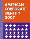 American Corporate Identity 2007