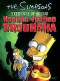 Simpsons Treehouse of Horror Hoodoo Voodoo Brouhaha