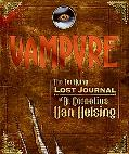 Vampyre The Terrifying Lost Journal of Dr. Cornelius Van Helsing