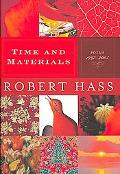 Time and Materials Poems 1997-2005