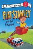 Flat Stanley and the Firehouse (I Can Read Book 2)