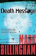 Death Message: A Novel of Suspense