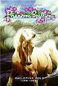 Galloping Gold (Phantom Stallion: Wild Horse Island Series #11)