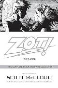 Zot!: The Complete Black and White Collection, 1987-1991 (Limited and Signed First Edition)