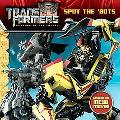 Transformers: Revenge of the Fallen: Spot the 'Bots