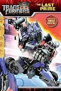 Transformers: Revenge of the Fallen: The Last Prime