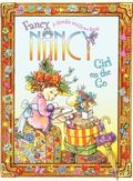 Fancy Nancy: Girl on the Go : A Doodle and Draw Book