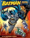 Batman Classic: The Bat-tastic Reusable Sticker Book!