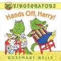 Kindergators : Hands Off, Harry!