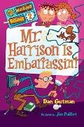 Mr. Harrison Is Embarrassin¿!