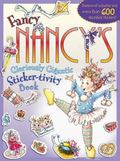 Fancy Nancy's Gloriously Gigantic Sticker-tivity Book
