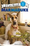 Marmaduke: Meet Marmaduke (I Can Read Book 1)