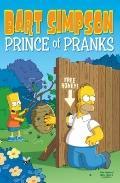 Bart Simpson Prince of Pranks