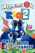 Rio 2: One Big Blue Family