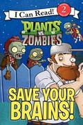 Plants vs. Zombies: Save Your Brains!