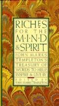 Riches for the Mind and Spirit: Words to Help, Inspire and Live By