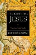 Essential Jesus - John Dominic Crossan - Paperback - 1st ed