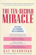 Ten-Second Miracle