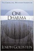 One Dharma The Emerging Western Buddhism