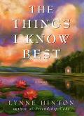 Things I Know Best
