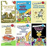 I Can Read Level 1 & 2 Beginning Readers Six Book Set : Happy Birthday Danny Dinosaur, Good ...