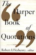Harper Book of Quotations