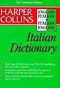 Collins English-Italian Italian-English Dictionary