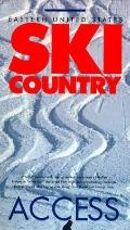 Ski Country Access: Eastern United States - Peter Oliver - Paperback