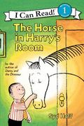 Horse in Harry's Room