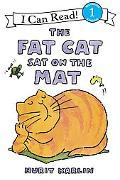 Fat Cat Sat on the Mat