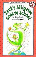 Zack's Alligator Goes to School