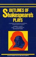 Outlines of Shakespeare's Plays